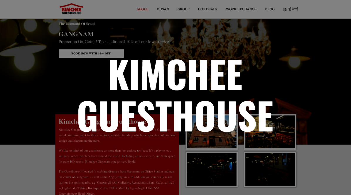 Kimchee Guesthouse_featured image